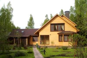 Типовое решение для подключения дачного дома к столбу (опоре ЛЭП)