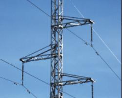 """Типовой проект """"Изолирующие подвески проводов к стальным, железобетонным и деревянным опорам ВЛ 35-220 кВ с полимерными изоляторами."""""""